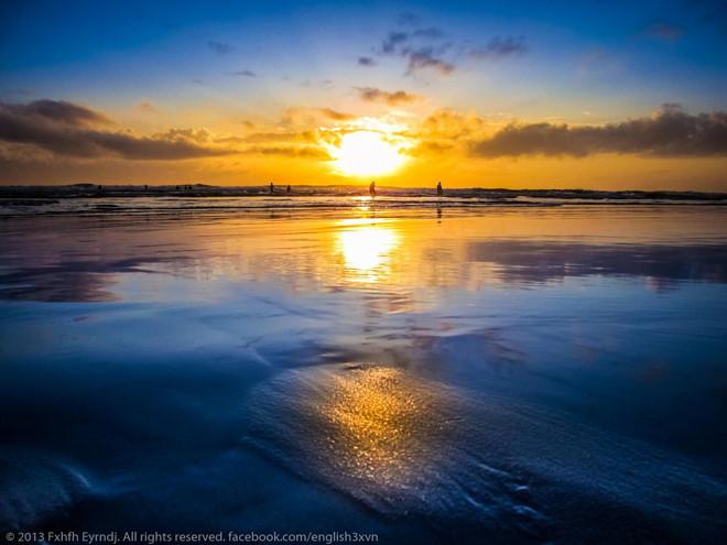 Bãi biển quyến rũ nhất hành tinh