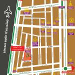 Bản đồ vị trí Hưng Gia Residence