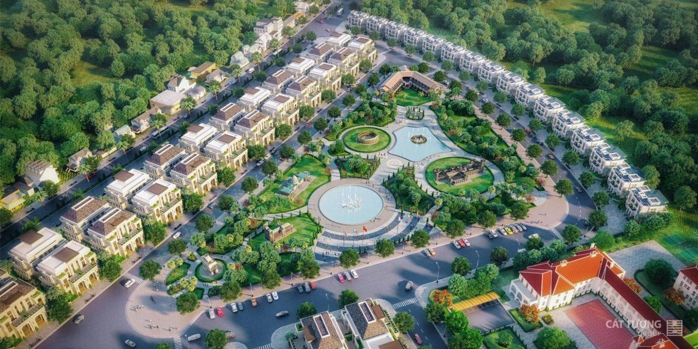 Công viên thế giới di sản kiến trúc The Destina