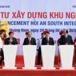 Khởi công siêu dự án nghỉ dưỡng Nam Hội An 4 tỷ USD