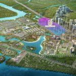 Phối cảnh tổng thể dự án Masterise Homes Quận 9