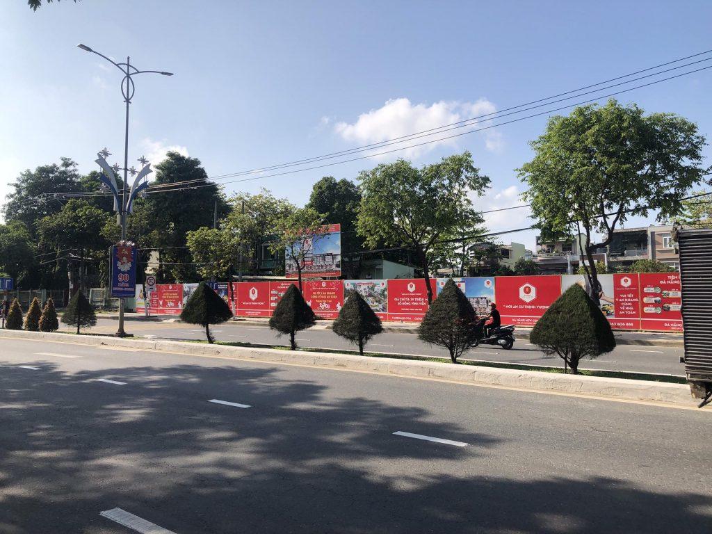 Ảnh thực tế công trình dự án Đà Nẵng New Center