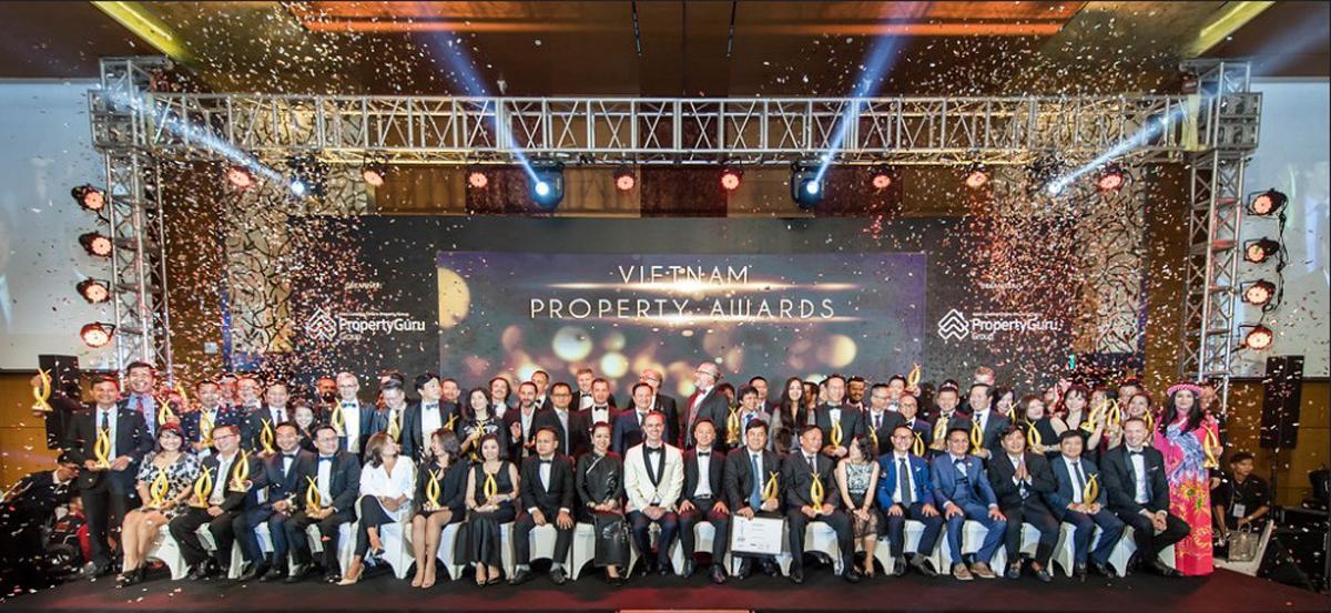 Dự án Senturia Nam Sai Gon vinh danh tại Vietnam Property Awards 2019 lần thứ 5