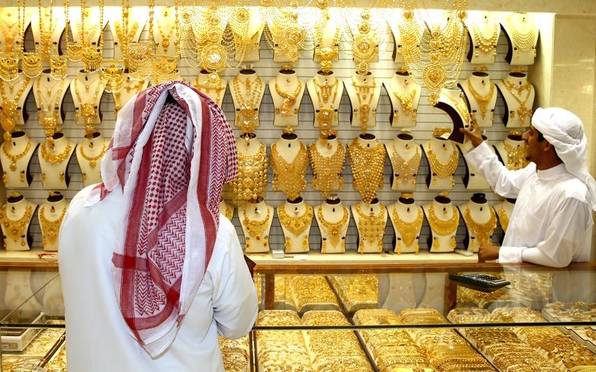 Dubai có rất nhiều vàng