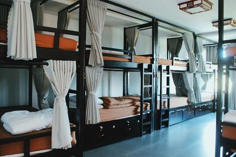 Hình ảnh thực tế của một phòng Dorm tại bãi sau Vũng Tàu