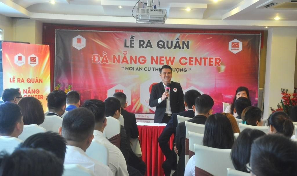 Lễ ra quân Đà Nẵng New Center