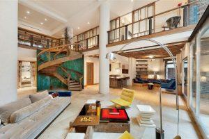 Một căn hộ Duplex thực tế sang trọng tại Việt Nam