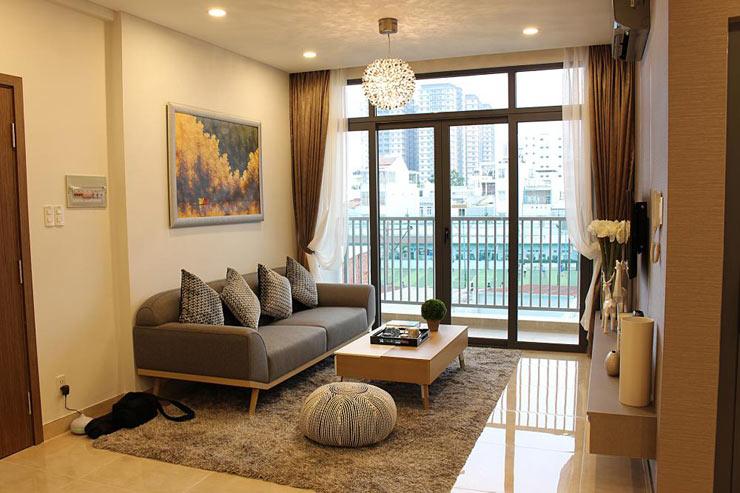 Nội thất bên trong căn hộ chung cư