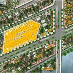 Sơ đồ phân lô dự án Đà Nẵng New Center