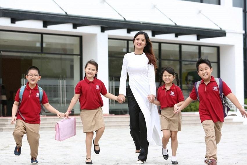 Trường học chuẩn quốc tế tại Gem Sky World