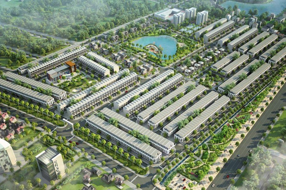 Phối cảnh khu đô thị Cát Tường Đồng Nai