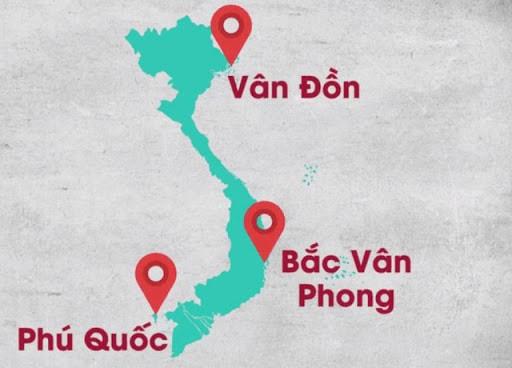 3 Đặc khu kinh tế tại Việt Nam