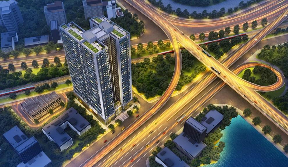 Dự án chung cư Hoàng Huy Grand Tower Hải Phòng