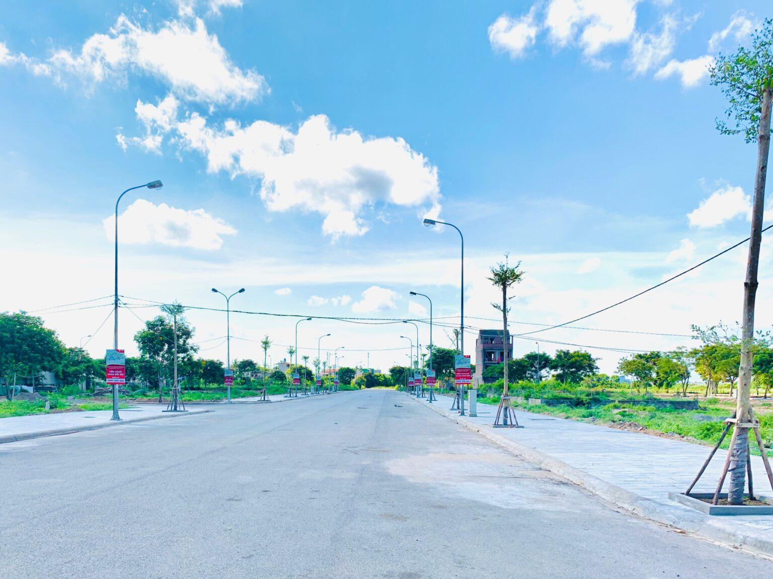 Dự án Khu dân cư Dương Kinh New City Hải Phòng