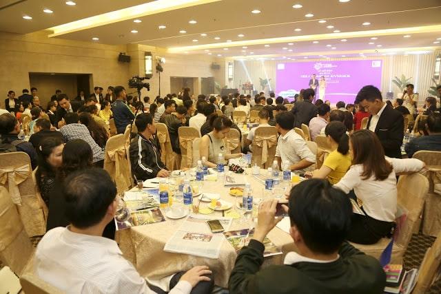Lễ mở bán  dự án Hera Complex Riverside giai đoạn 2 tại Khách sạn Minh Toàn Galaxy Đà Nẵng