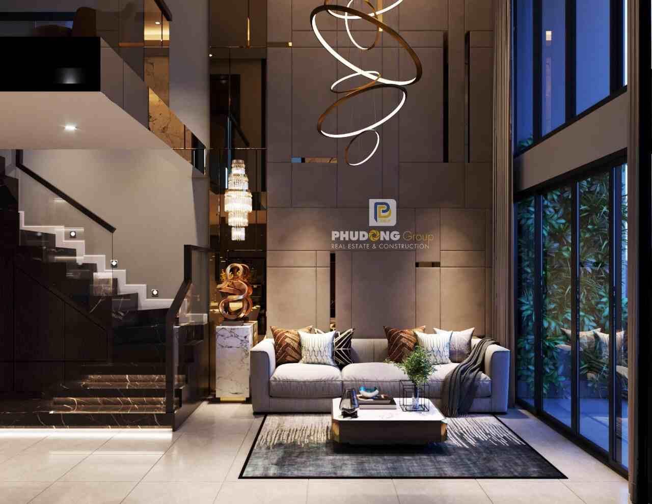 Nội thất căn hộ Phú Đông Smart City
