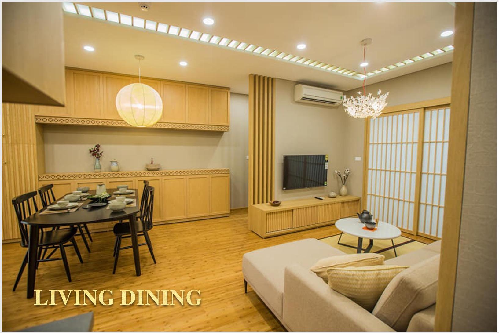 Căn hộ mẫu The Minato Residence