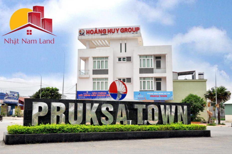 Dự án Pruksa Town An Đồng