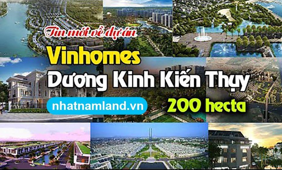 Vinhomes Duong Kinh Kien Thuy